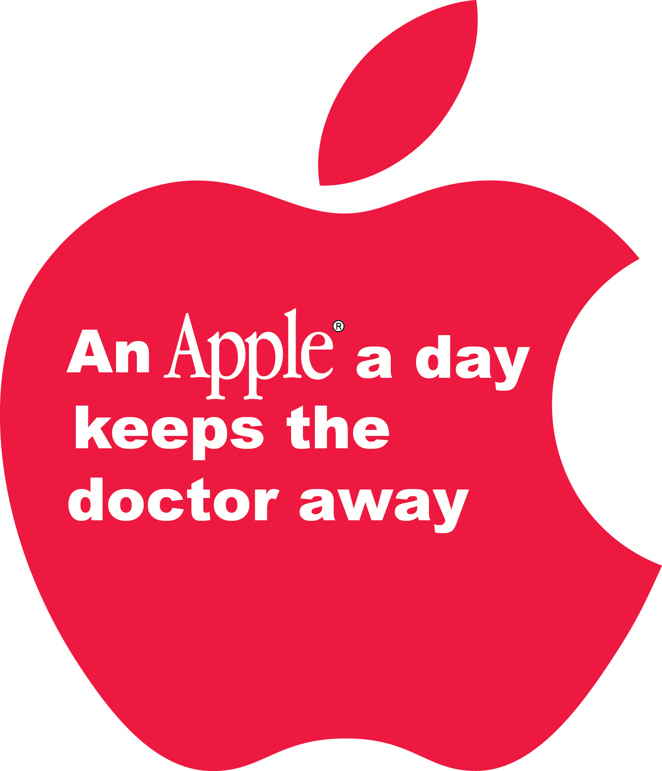 an apple a day keeps the Put down your apple and grab a packet of chips no, wait don't but, an alarming new study addressing an old wives tale hasn't come up apples for apples evidence does not support that an apple a day keeps the doctor away, say the researchers from the university of michigan people who eat an.